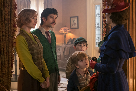 "Review of ""Mary Poppins Returns"""