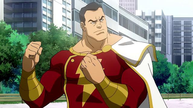 Superman/Shazam!: The Return of Black Adam (2010) Short Movie [English-DD5.1] 720p BluRay ESubs Download