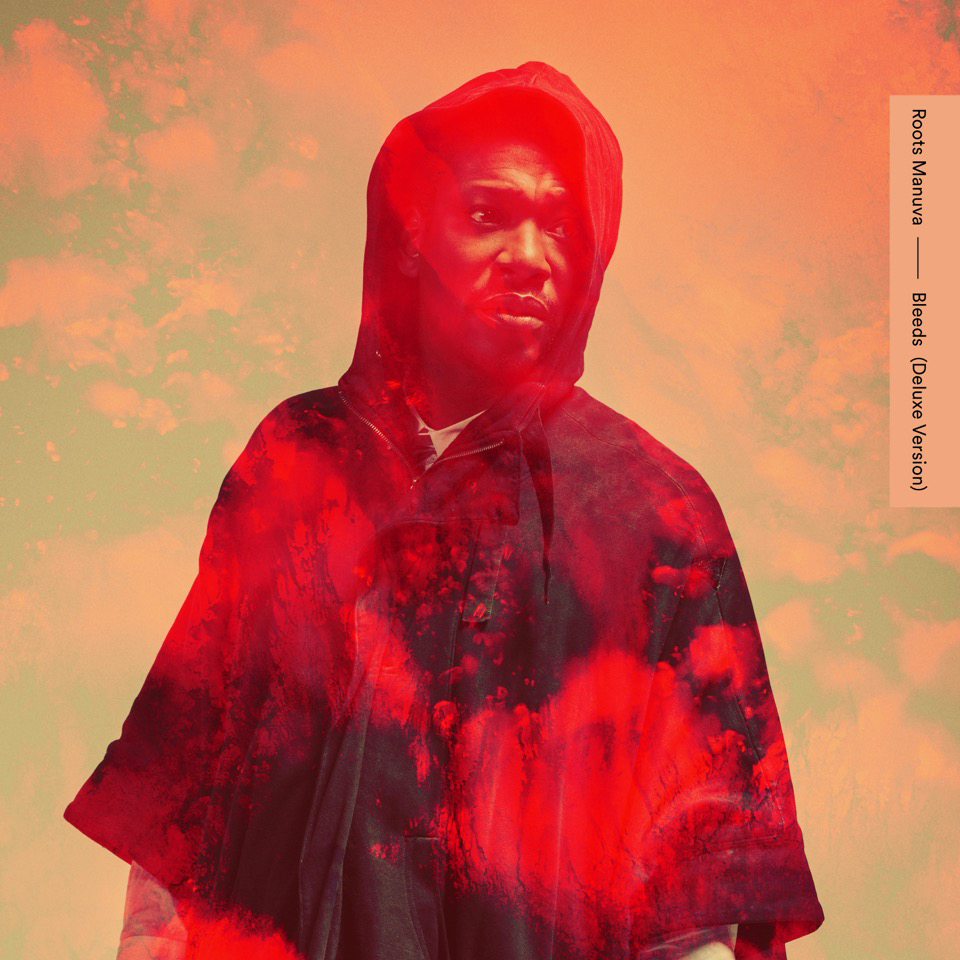 Roots Manuva Cover Art work Bleed Deluxe Version
