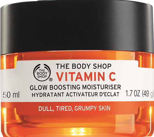 The Body Shop_VITAMIN C  Glow boosting moisturiser