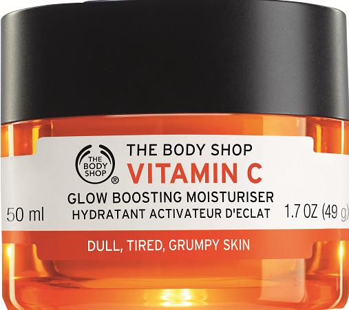 The Body Shop_VITAMIN C  Glow boosting moisturiser