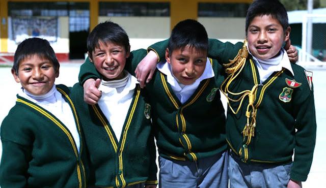El 11 de marzo se inician las clases en colegios públicos del país