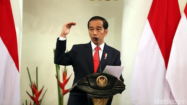 Jokowi: Banyak yang Tak Sadar, Ekonomi RI Tembus US$ 1 Triliun