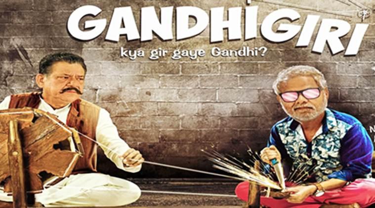 Gandhigiri (2016) Hindi 720p DTHRip 900MB