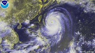 Bencana alam Badai tropis/siklon tropis