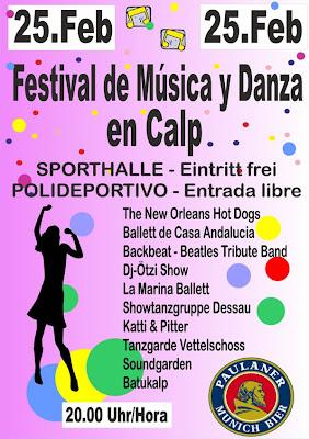 Carnaval y Karneval 25.y 26.Febrero 2012 con el CCC – Carnaval Club Calpe, Mario Schumacher Blog