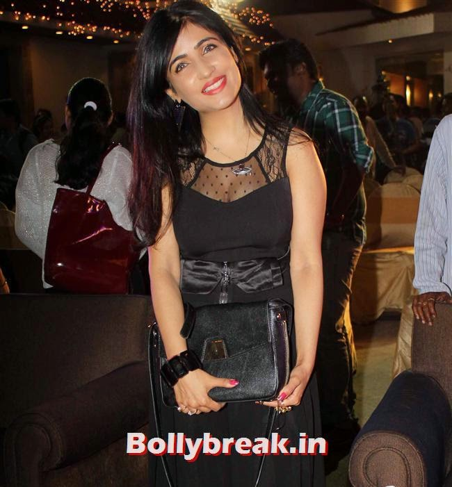 Shibani Kashyap, Jal Movie Music Launch Pics