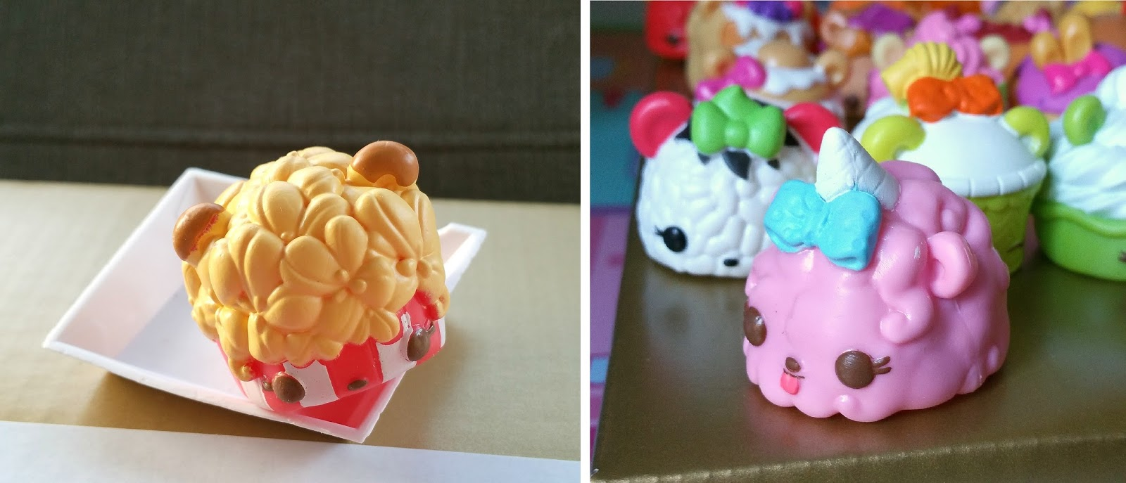 Num Noms, Scented collectibles, Christmas Count Down