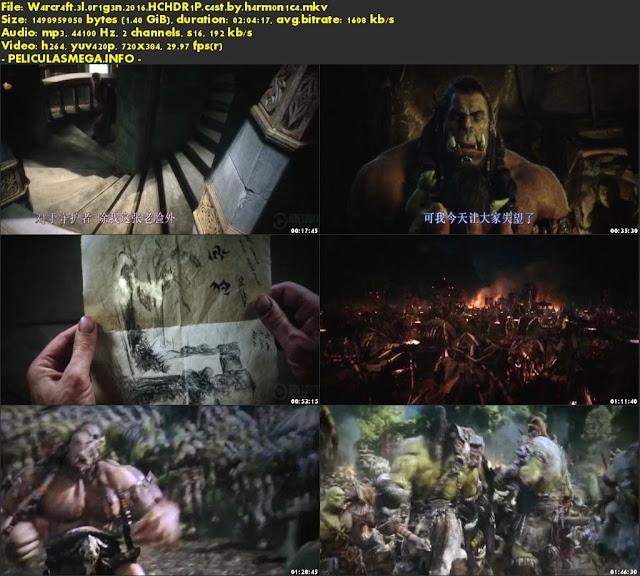 Descargar Warcraft El Origen Castellano por MEGA.