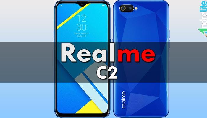 Harga Realme C2 Terbaru dan Spesifikasi