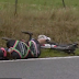 Vídeo del desvanecimiento de Anne de Ruiter en plena carrera Driedaagse De Panne