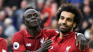 اهداف مباراة ليفربول وبورنموث محمد صلاح | اليوم 08/12/2018 | Bournemouth vs Liverpool live