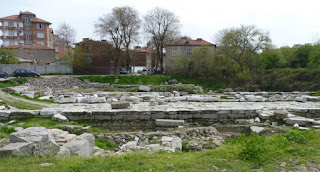 Plovdiv, Foro de Philippopol.