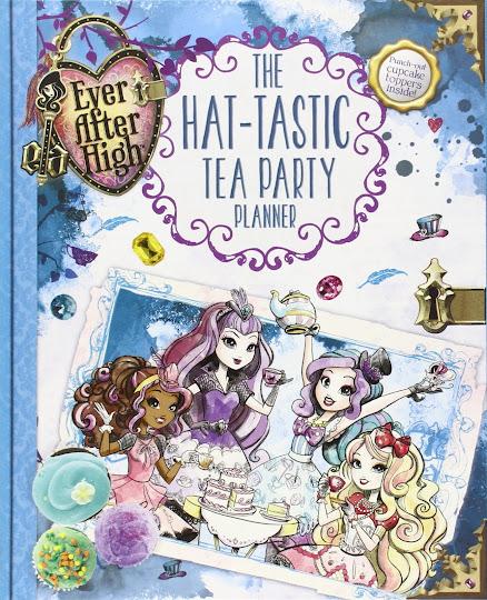 EAH The Hat-tastic Tea Party Planner Media