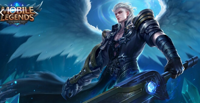 Alucard Mobile Legends Child Of The Fall Wallpaper Terbukti Cara Mendapatkan Skin Alucard Gratis
