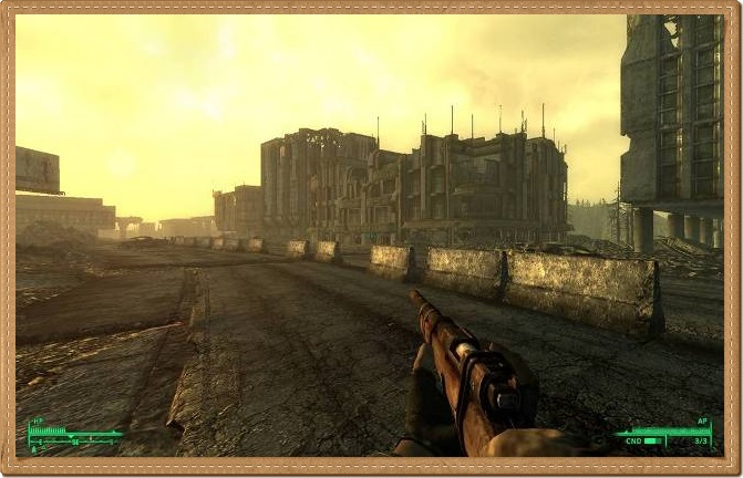 Fallout 3 PC Games Gameplay