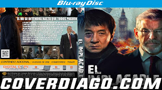 The Foreigner BLURAY - El impacable