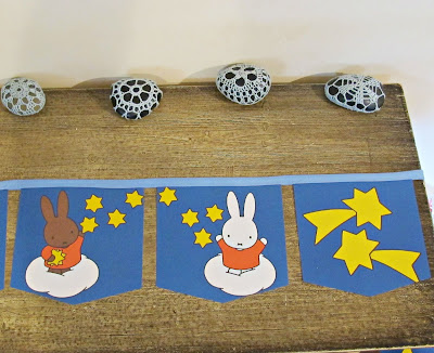 miffy and friends bunting miffy's dream children homewares nursery illustrated domum vindemia decor