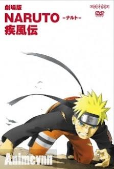 Naruto Shippuuden Movie 1 - Naruto: Cái Chết Tiên Đoán -Naruto Hurricane Chronicles 2007 Poster
