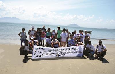 APAE de Cananéia realiza várias atividades pelo Setembro Verde