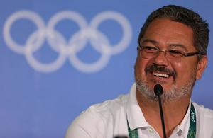 Micale - Treinador da Seleção Olimpica do Brasil
