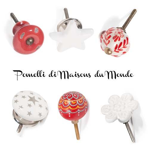 Pomelli per tutti i gusti arredamento facile - Mobili giardino maison du monde ...