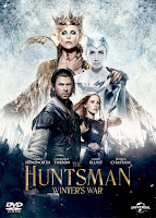 The Huntsman: Winter's War (2016) Poster