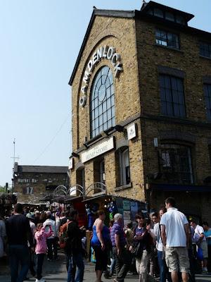 Camden Town à Londres