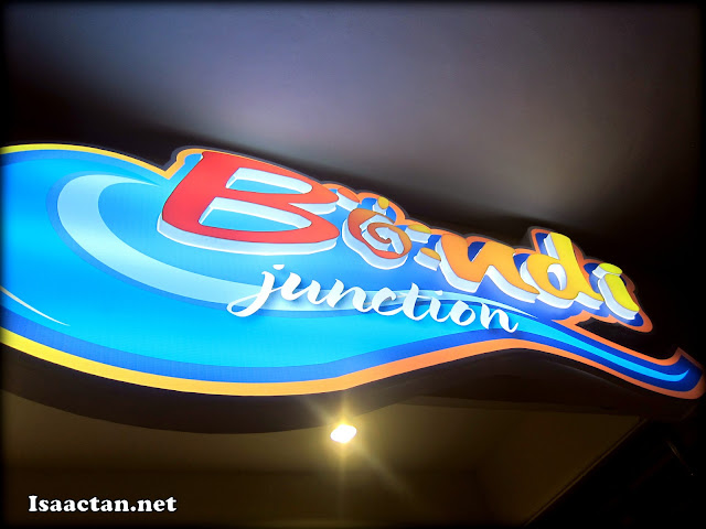 Bondi Junction Restaurant Setia Walk