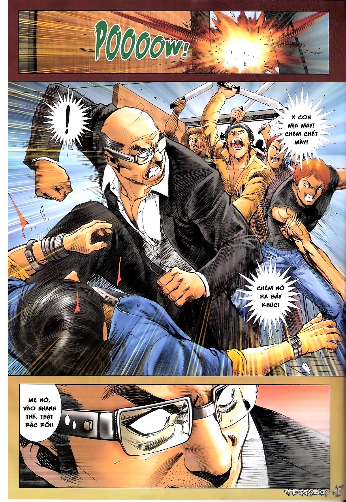 Người Trong Giang Hồ - Chapter 1317: Tao phải thắng lão - Pic 8