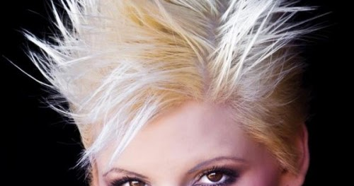 Trendy Short Spiky Hairstyles For Women