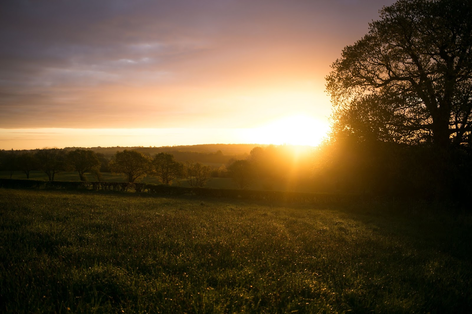 Belper, Sunrise, Derbyshire, Katie Writes,