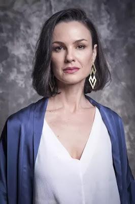 Carolina Kasting é Agnes em 'Salve-se Quem Puder',