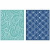 LIfestyle Crafts Tide embossing folders