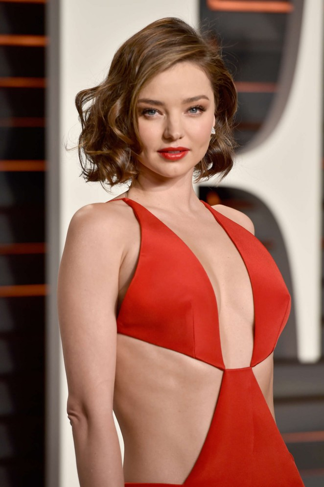Miranda Kerr – 2016 Vanity Fair Oscar Party in Beverly Hills