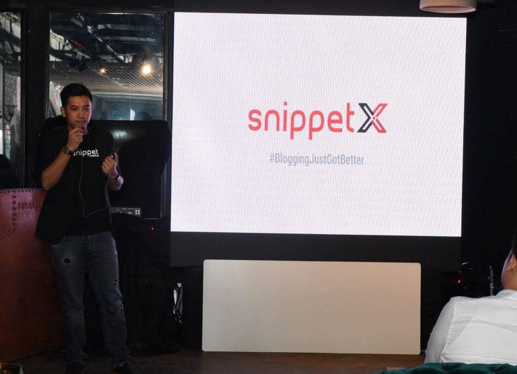 SnippetMEdia Unveils SnippetX, An App for Bloggers and Content Creators