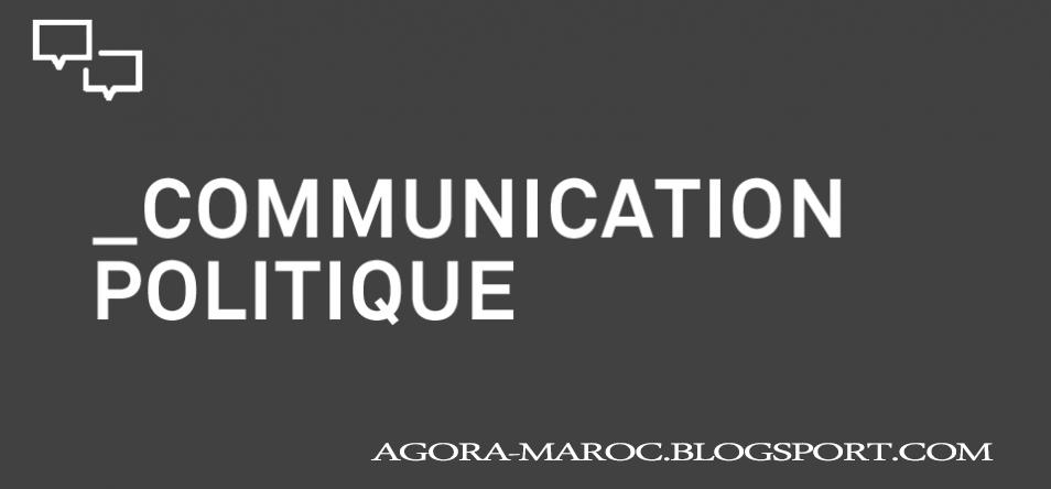 COMMUNICATION POLITIQUE AU MAROC EBOOK