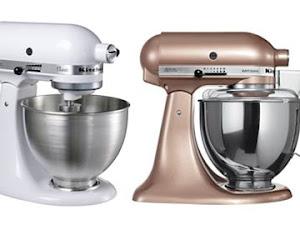 Quel robot pâtissier Kitchenaid choisir ?