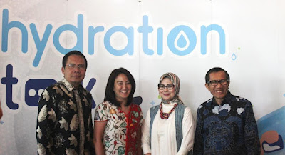 Event Hydration Talk bersama Danone