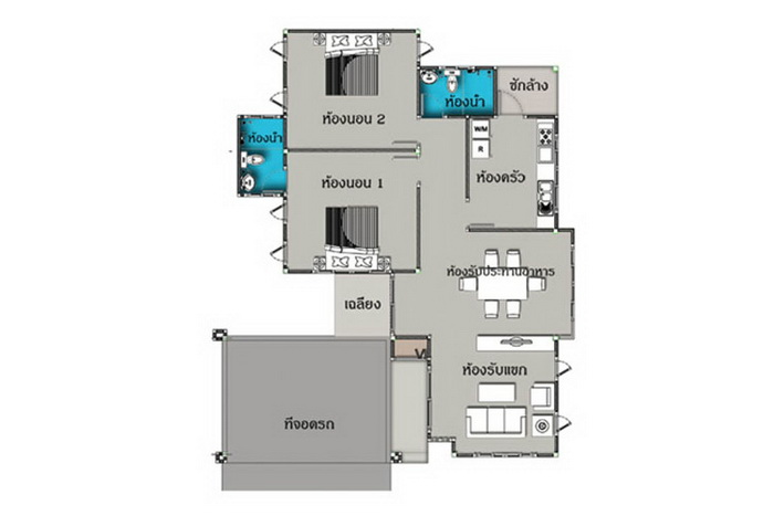 Do you have a new home floor plan that you love or inspires you? One of the best benefits of building your own particular home is having the capacity to bring your own particular ideas, style, and needs together to make a lovely and functional home. Regardless of whether you know how you need every last bit of your home to look or need to see your plan ideas develop naturally, we are focused on ensuring that your home is one that you will completely adore. People often dream about houses that they would need to have at a specific time in their life. If you had ever thought of your dream house, here are 4 house plans that I am sure will leave you speechless, but at the same time will help you get inspired to design your home. Advertisements HOUSE PLAN 1 FLOOR PLAN HOUSE PLAN 2 FLOOR PLAN Sponsored Links HOUSE PLAN 3 Ground family house that suitable for 3-4-member of the family FLOOR PLAN Living space: 4 Developed area: 110,30 m2 Developed area with attached garage: 131,30 m2 Converted space: 488,10 m3 Total useful space: 90,50 m2 Total living space: 69,20 m2 Energy efficiency: A0 Roof ridge height: 5,45 Roof slope: 22° Floor space: 90,50 m2 Heating method: floor heating Source: gas boiler/heat pump SOURCE: eurolineslovakia.sk Advertisement HOUSE PLAN 4 3-room low-energy ground family house with heat pump, suitable for 3 or 4-member of the family FLOOR PLAN Living space:3 Developed area:75 m2 Converted space:353,90 m3 Total useful space:59,50 m2 Total living space:40,30 m2 Energy efficiency: A1 Roof ridge height:4,83 Roof slope:22° Floor space: 59,50 m2 Heating method: floor heating Source: heat pump/gas boiler SOURCE: eurolineslovakia.sk RELATED POSTS:
