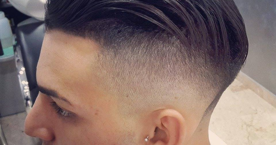 Potong Rambut Pria Indonesia