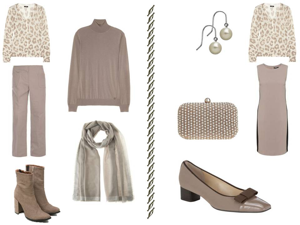 Visualizing French Chic Taupe The Vivienne Files