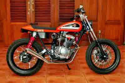 Modifikasi Honda CB