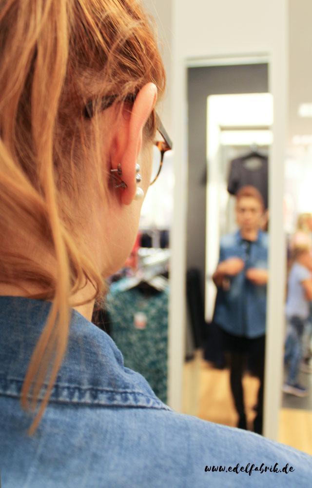 die-edelfabrik-das perfekte Outfit zum Shoppen