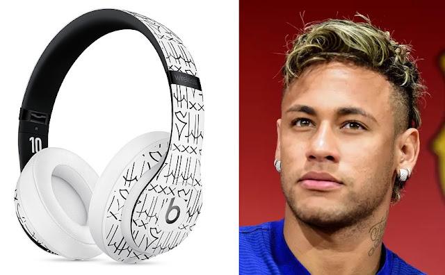 Beats Studio3 Wireless Headphones - Neymar Jr