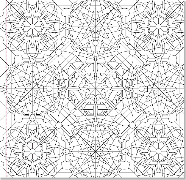 Amazon Kaleidoscope Designs Adult Coloring Book  Stressrelieving  Designs Studio  Peter Pauper Press Books