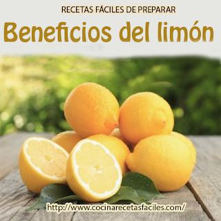 Beneficios del limón✅Los limones son un ingrediente popular que se utiliza para cocinar, para saborizar dulces y para preparar, beber jugo de limón proporciona beneficios para la salud.