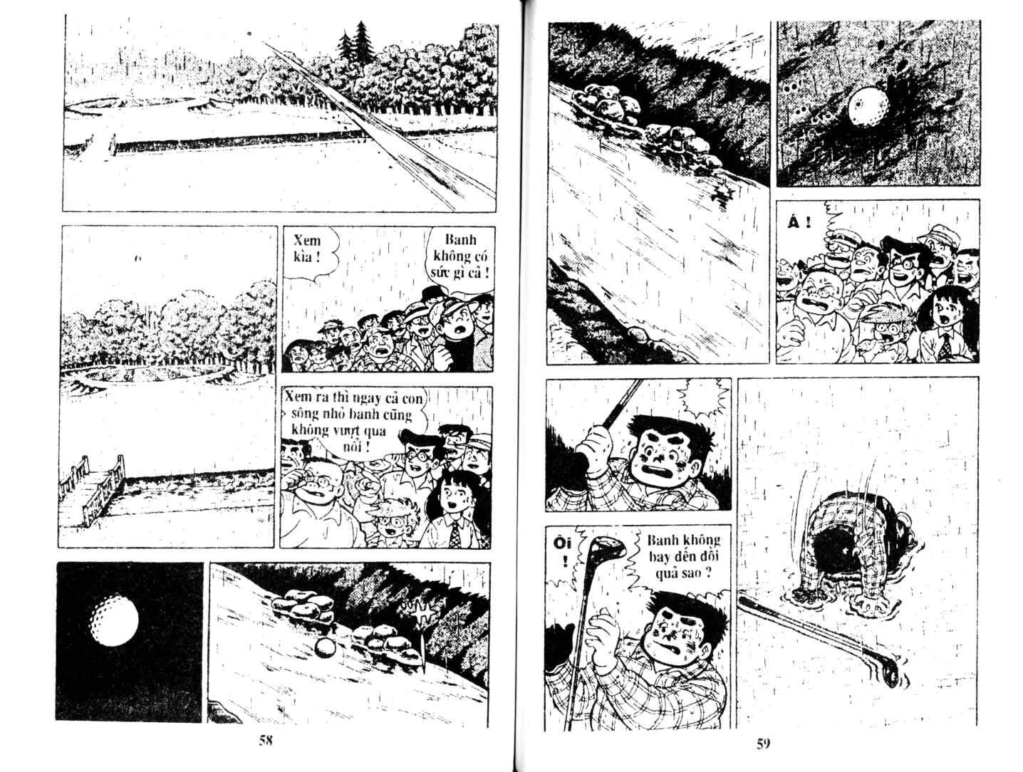 Ashita Tenki ni Naare chapter 9 trang 28
