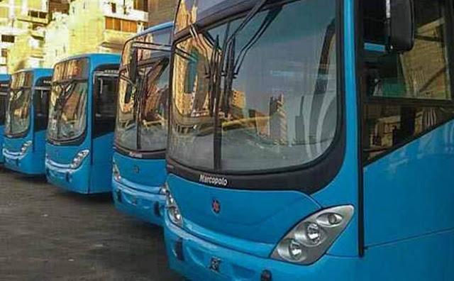 اتوبيس اسكندرية Alexandria Bus