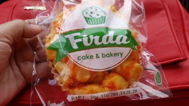 alamat Firda Bakery Roti Enak Halal Murah Kepanjen.lemaripojok